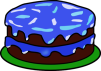 Blue-cake-with-no-candle-hi
